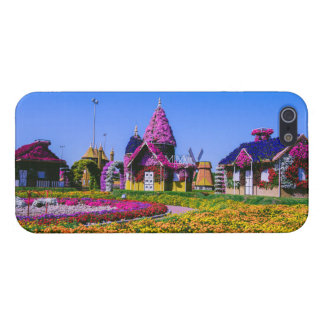 Miracle Garden, Dubai floral houses iPhone 5/5S Covers