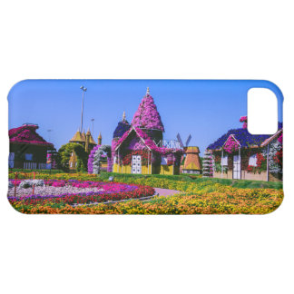 Miracle Garden, Dubai floral houses iPhone 5C Covers