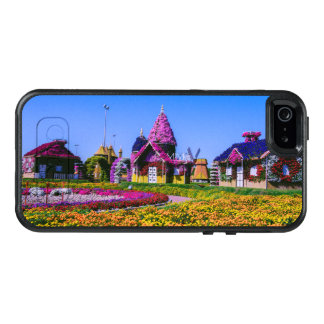 Miracle Garden, Dubai floral houses OtterBox iPhone 5/5s/SE Case