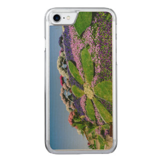 Miracle Garden, Dubai flowers Carved iPhone 7 Case
