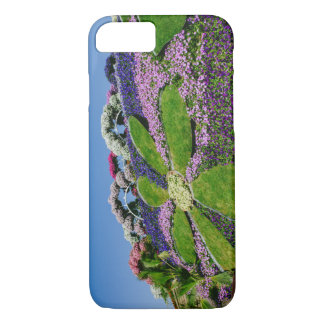 Miracle Garden, Dubai flowers iPhone 7 Case