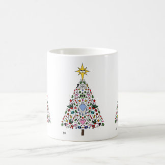 Miracle of Awakening Christmas Tree Mug