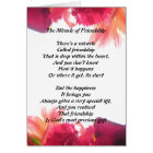 Miracle of Friendship Card
