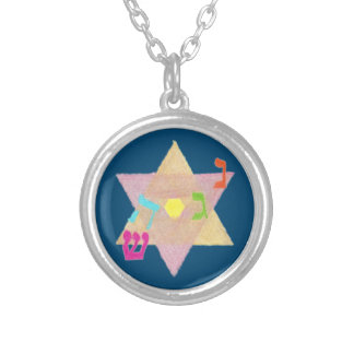 Miracle of Hanukkah Remembrance Necklace