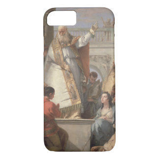 Miracle of St. Patrick, c.1746 (oil on canvas) iPhone 7 Case