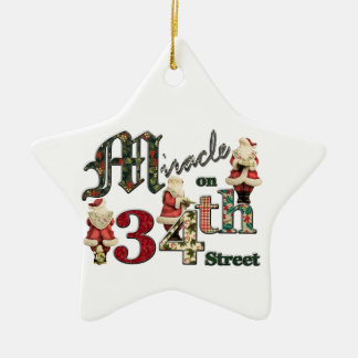 Miracle on 34th Street Ornament NRACT 2013