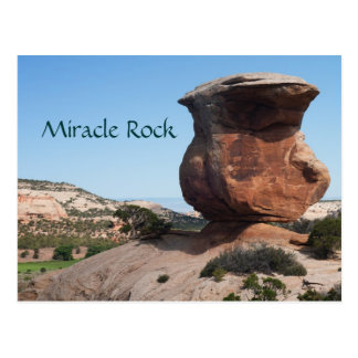 Miracle Rock Postcard