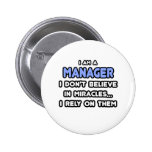 Miracles and Managers