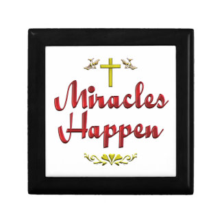 Miracles Happen Gift Box