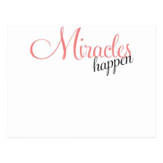 Miracles Happen.png Postcard