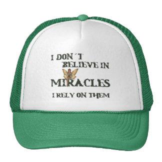 Miracles Trucker Hats