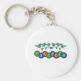 Miracles Keychains