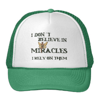 Miracles Trucker Hat