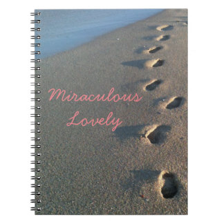 Miraculous Lovely Journal - Footprints