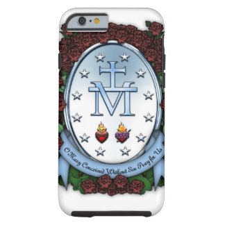 Miraculous Medal 2 Tough iPhone 6 Case