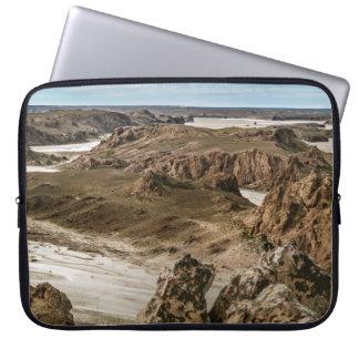 Miradores de Darwin, Santa Cruz Argentina Laptop Sleeve