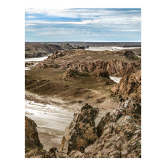 Miradores de Darwin, Santa Cruz Argentina Letterhead