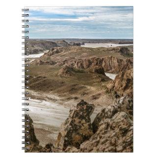Miradores de Darwin, Santa Cruz Argentina Notebook