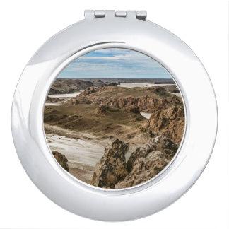 Miradores de Darwin, Santa Cruz Argentina Vanity Mirror