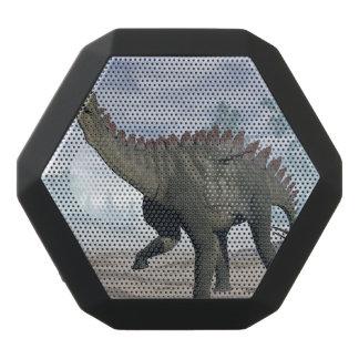 Miragaia dinosaur - 3D render Black Bluetooth Speaker