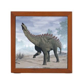 Miragaia dinosaur - 3D render Desk Organizer