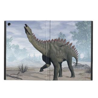 Miragaia dinosaur - 3D render iPad Air Cover