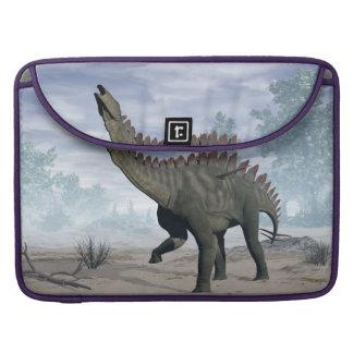 Miragaia dinosaur - 3D render Sleeve For MacBook Pro