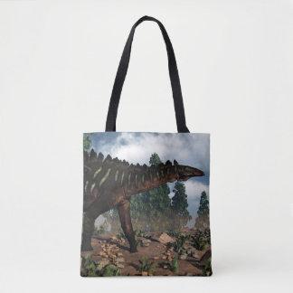 Miragaia dinosaur - 3D render Tote Bag