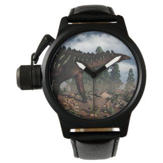 Miragaia dinosaur - 3D render Watch