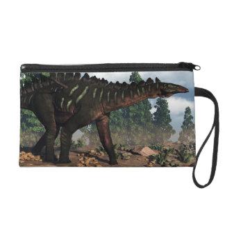 Miragaia dinosaur - 3D render Wristlet