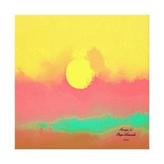 Mirage(c) Impressionistic_Fine-Art_Revis Canvas Print