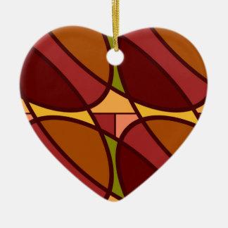 Mirage Ceramic Ornament