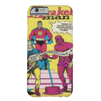 Mirakel man barely there iPhone 6 case