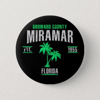 Miramar 2 Inch Round Button