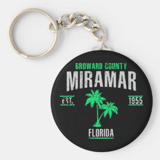Miramar Keychain