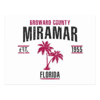 Miramar Postcard