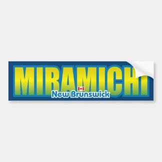 Miramichi Bumper Bumper Sticker