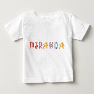 Miranda Baby T-Shirt
