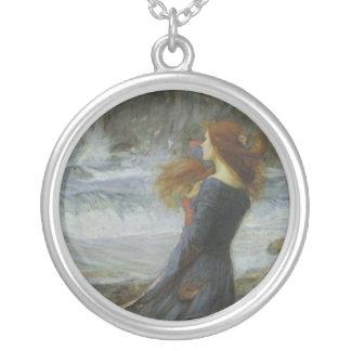 Miranda Silver Plated Necklace