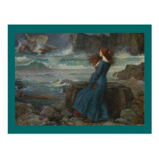 Miranda (The Tempest) Postcard