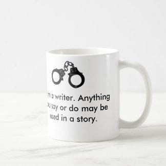 Miranda Warning Mug