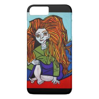MIRANDA WITH ATTITUDE iPhone 8 PLUS/7 PLUS CASE