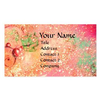 MIRANDOLINA / Performing Arts Costume Designer Business Card