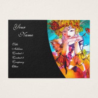 MIRANDOLINA  / Performing  Arts ,Costume Designer Business Card