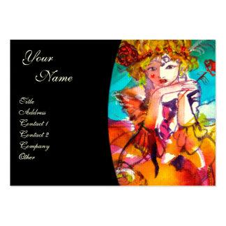 MIRANDOLINA  / Performing  Arts ,Costume Designer Large Business Card