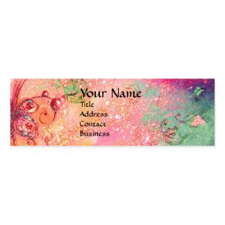 MIRANDOLINA  / Performing  Arts ,Costume Designer Mini Business Card