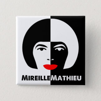 Mireille M2 2 Inch Square Button