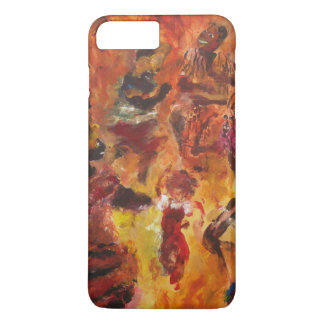 MIRIAM - African dances iPhone 7 Plus Case