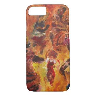 MIRIAM - African dances iPhone 8/7 Case
