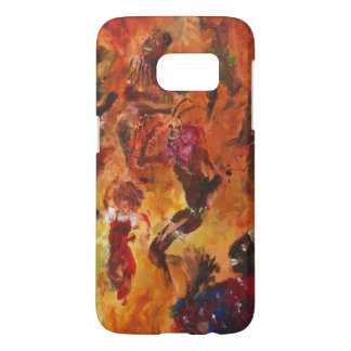 MIRIAM - African dances Samsung Galaxy S7 Case